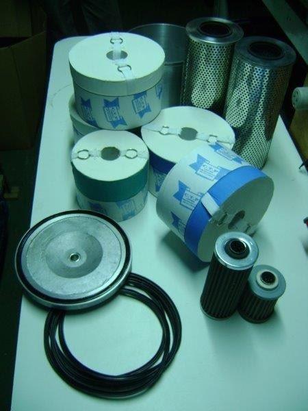 Fabricantes de filtros absolutos