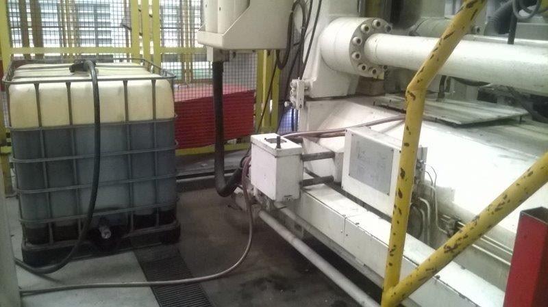 Reservatório ibc 1000 litros